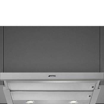 Campana Telescópica SMEG KSET600XE   Acero Inox   600 m³/h   3 velocidades - 2