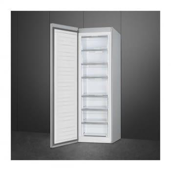Congelador Vertical SMEG FF18EN3HX | LIbre instalación | NoFrost | 285L | A++ - 2