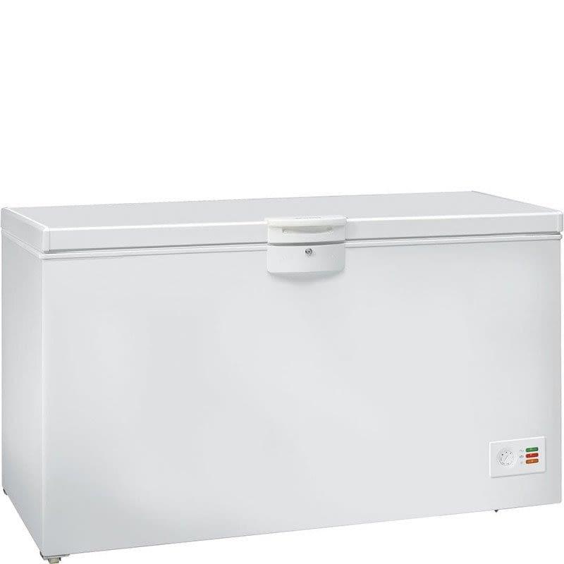 Congelador arcón SMEG CO402E   Libre instalación   Blanco   Clase E -