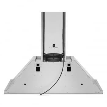 Campana de Pared Smeg KTR90XE Inoxidable, de 90 cm, con 3 niveles de extracción a 820 m³/h máx. | Clase A - 5
