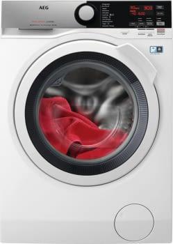 LavaSecadora AEG L7WEE861 Blanca, de 8 Kg en lavado y secado ProSteam de 6 Kg, a 1600 rpm | Motor Inverter Clase A | STOCK