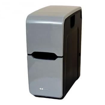 Descalcificador Kinetico Premier Compact | Doble Botella de Resina 9L | Agua Descalcificada Sin Consumo de Luz