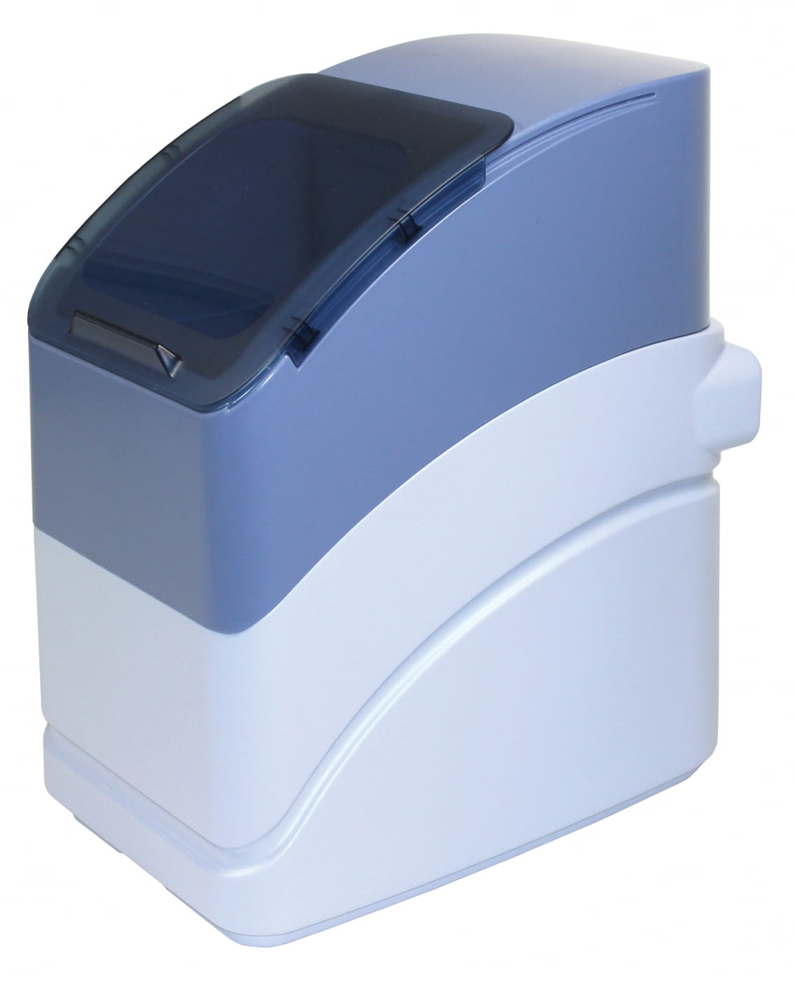 Descalcificador de agua Kinetico Essential 8 compacto, de 8 Litros, sin electricidad -