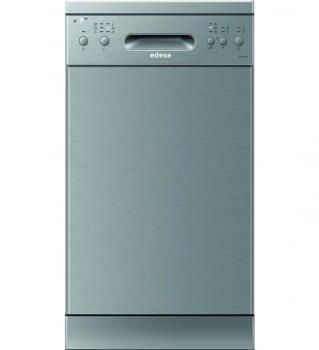 Lavavajillas Edesa Edw-4592 X | Libre instalación | 9 cubiertos | INOX | A++ / stock
