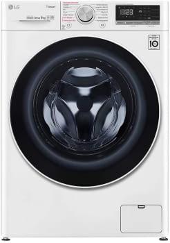 Lavadora LG F4WV3008S6W 8kg 1400rpm | Detecta Carga y Tejido | Fondo 56cm Tambor XXL