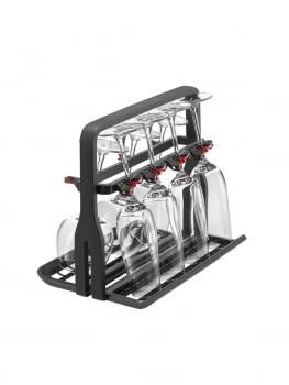 Cesto para copas AEG A9SZGB01 | Comodidad y Seguridad | Mayor capacidad y flexibilidad