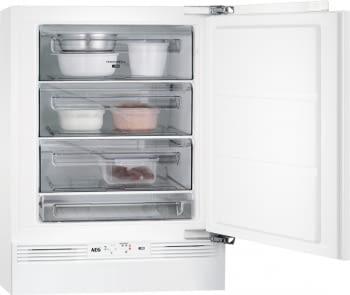 Congelador vertical integrable AEG ABB682F1AF | Clase F | 819 mm