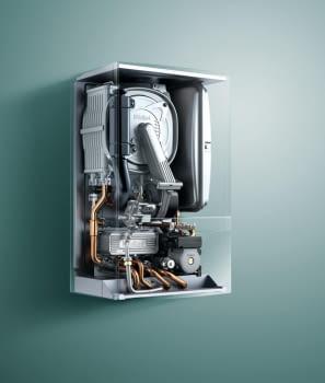 Caldera de Gas Mixta Vaillant VMW 236/5-5 (H-ES) ecoTEC Plus con Plantilla y Salida de Humos | Gas Natural - 2