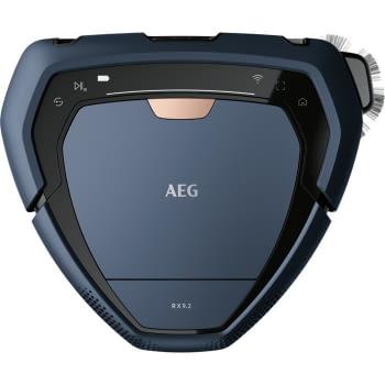 Robot Aspirador AEG RX9-2-6IBM | 26cm | Cámara Láser | Aspiración Inferior y Lateral | Autonomía 120 minutos | Color Azul | Recarga Rápida - 8