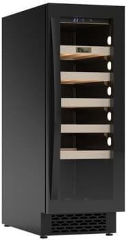 Vinoteca Thermex Winemex Blue 20 Premium | Integrable o Líbre Instalación | 20 botellas | 5 Bandejas | Puerta Reversible | Ventilación en Zócalo