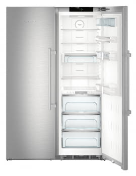 Conjunto Side by Side Premium SBSes 8773-21Liebheer con Frigorífico SKBes 4370 + Congelador SGNes 4375 BioFresh | No Frost + BioFresh | Clase D - 2