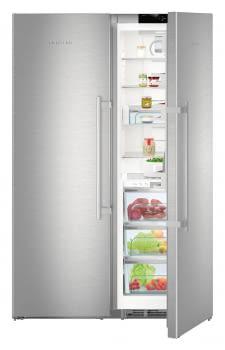 Conjunto Side by Side Premium SBSes 8773-21Liebheer con Frigorífico SKBes 4370 + Congelador SGNes 4375 BioFresh | No Frost + BioFresh | Clase D - 7