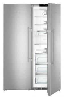 Conjunto Side by Side Premium SBSes 8773-21Liebheer con Frigorífico SKBes 4370 + Congelador SGNes 4375 BioFresh | No Frost + BioFresh | Clase D - 8