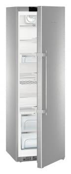 Frigorífico 1 puerta Inox Liehberr SKes 4370 | SoftSystem + SmartSteel | 185x60 cm | Clase C - 7