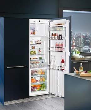 Frigorifico 1 puerta Integrable Liebherr IN IKBP-3564-22 | Biofresh | 177,2/178,8X56/57X55cm | Con Congelador | Clase F - 1