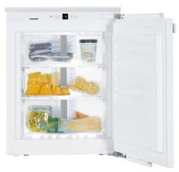 Congelador empotrable Integrable Liebherr IN IGN-1064-21 | 71,2-72,8x55,9x54,4cm | 3 cajones No Frost | Clase E - 1
