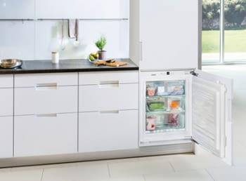 Congelador empotrable Integrable Liebherr IN IGN-1064-21 | 71,2-72,8x55,9x54,4cm | 3 cajones No Frost | Clase E - 7
