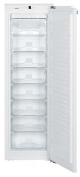 Congelador empotrable Integrable Liebherr  IN SIGN-3524 21   177,2/178,8X56/57X55cm   8 cajones NoFrost Clase F - 3