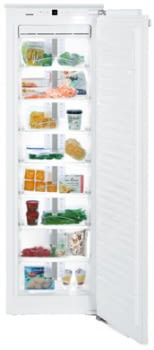Congelador empotrable Integrable Liebherr IN SIGN-3556-21 |177,2/178,8X56/57X55cm | 8 cajones NoFrost | Clase E