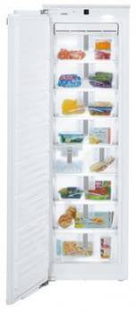 Congelador empotrable Integrable Liebherr IN SIGN-3576-21 | 177,2/178,8X56/57X55cm | 8 cajones NoFrost + Fabr.hielo | Clase F - 1