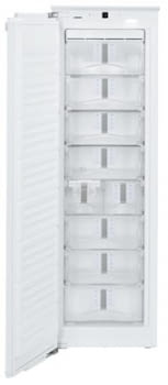Congelador empotrable Integrable Liebherr IN SIGN-3576-21 | 177,2/178,8X56/57X55cm | 8 cajones NoFrost + Fabr.hielo | Clase F - 2
