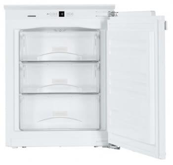 Congelador empotrable Integrable Liebherr IN IG-1024-21 |71,4/73x56/57x55cm | 3 cajones SmartFrost | Clase E - 2