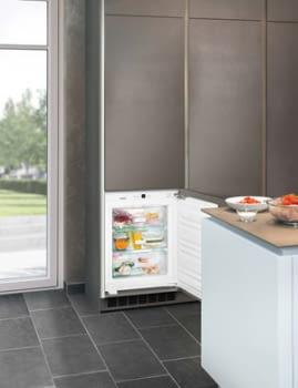 Congelador empotrable Integrable Liebherr IN IG-1024-21 |71,4/73x56/57x55cm | 3 cajones SmartFrost | Clase E - 6