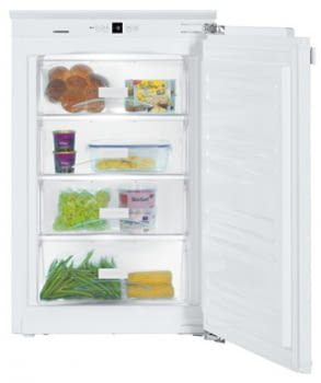 Congelador empotrable Integrable Liebherr IN IG-1624-21 003 O | 87,4/89X56/57X55cm | 4 cajones SmartFrost | Clase E