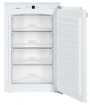 Congelador empotrable Integrable Liebherr IN IG-1624-21 003 O   87,4/89X56/57X55cm   4 cajones SmartFrost   Clase E - 2