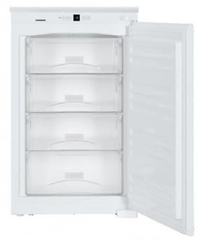 Congelador empotrable Integrable Liebherr IN IGS-1624-21 | 87,4/89X56/57X55m | 4 cajones SmartFrost | Puerta Deslizante | Clase F - 2