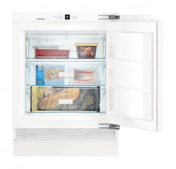 Congelador empotrable Integrable Liebherr SUIG 1514-21 | 82/88X60X55cm | 3 cajones SmartFrost | Clase E - 1
