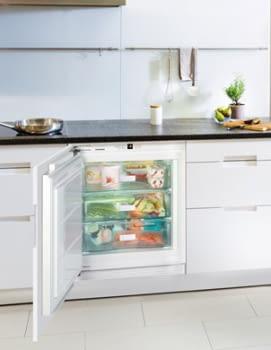 Congelador empotrable Integrable Liebherr SUIG 1514-21 | 82/88X60X55cm | 3 cajones SmartFrost | Clase E - 5