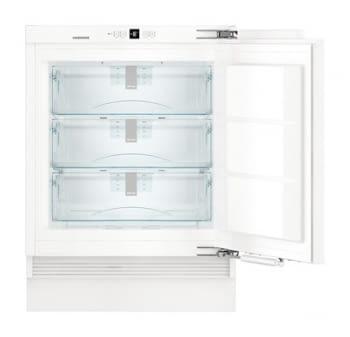 Congelador empotrable integrable Liebherr IN SUIGN-1554 21 bajo encimera   82/88 X 60 X 55 cm   3 cajones No Frost   Clase E - 2