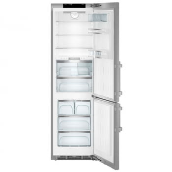 Frigorífico Combi INOX No Frost Liebherr CBNes 4898-21 | BioFresh Plus | BLU Perfomance | 201x60x66,5 cm | Clase C 2021 - 4