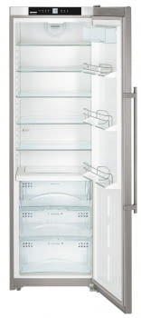 Frigorífico 1 puerta INOX Liebherr SKBef-4260-20 | BioFresh | 185,2 X 60 X 63 cms. | 242 + 116 L | Clase F - 3