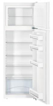 Frigorífico 2 puertas Blanco CT-2931 21 SmartFrost  | SmartFrost  | 157,1 X 55 X 63 cms. | 218 + 52 L. | Clase F - 3