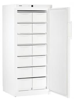 Congelador vertical Blanco SmartFrost Liebherr G-5216-21 | GRAN CAPACIDAD | 14 cajones | 172,5 X 75 X 75 cms. | 472 L  | Clase G - 1