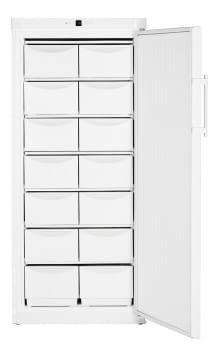 Congelador vertical Blanco SmartFrost Liebherr G-5216-21 | GRAN CAPACIDAD | 14 cajones | 172,5 X 75 X 75 cms. | 472 L  | Clase G - 2