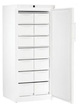 Congelador vertical Blanco SmartFrost Liebherr G-5216-21 | GRAN CAPACIDAD | 14 cajones | 172,5 X 75 X 75 cms. | 472 L  | Clase G - 3