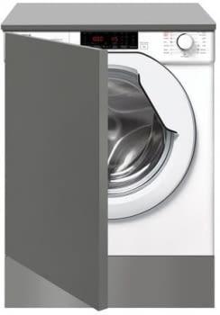Lavasecadora Integrable Teka LSI5 1480 (ref. 40821017) Blanca de 8kg en lavado y 5 kg en secado a 1400 rpm con 13 programas | Clase A