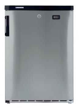 Frigorífico semi-industrial ventilado Liebherr FKvesf-1805-20 | Frío ventilado | 85 X 60 X 60 cms. | 160 L. | Puerta Acero Inoxidable - 1