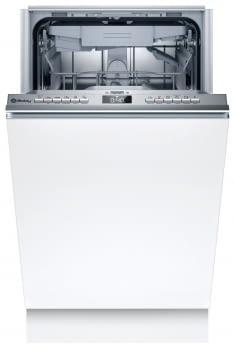 Lavavajillas Integrable 45cm Balay 3VT5330DA | 10 Cubiertos | 81,5 x 44,8 x 55 cm | 3 niveles | Clase A+/F