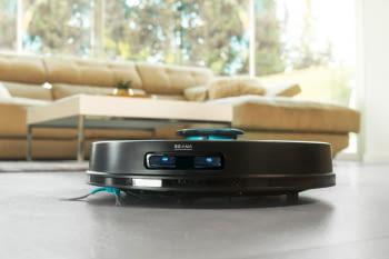 Robot Aspirador Cecotec Conga 7090 IA | referencia 5425 | Wifi APP | Aspira y Friega | 10 modos de limpieza