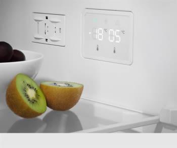 Frigorífico Combi Zanussi ZNME32EU0 | 1860x595x650mm | Twintech & Multiflow | display LED | Clase E - 3
