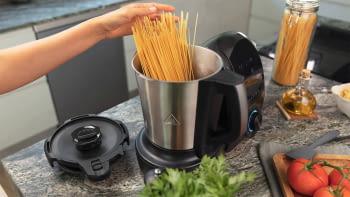 Robot de Cocina Cecotec Mambo 9590 | Bascula integrada | 30 funciones | Recetario | referencia 4150 - 6