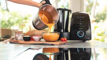 Robot de Cocina Cecotec Mambo 9590 | Bascula integrada | 30 funciones | Recetario | referencia 4150 - 8
