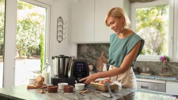 Robot de Cocina Cecotec Mambo 9590 | Bascula integrada | 30 funciones | Recetario | referencia 4150 - 9