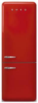 Frigorífico Combi Rojo Smeg FAB38RRD5 | 2050x706x711mm | NoFrost | Clase E