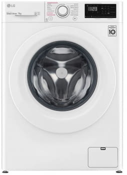 Lavadora inteligente Blanca LG F2WN2S70S3W 7kg | 1200rpm | Serie 200 | Clase E