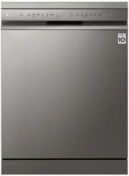 Lavavajillas Inox LG DF222FP   QuadWash™   Motor Inverter   Inox antihuellas   Clase E